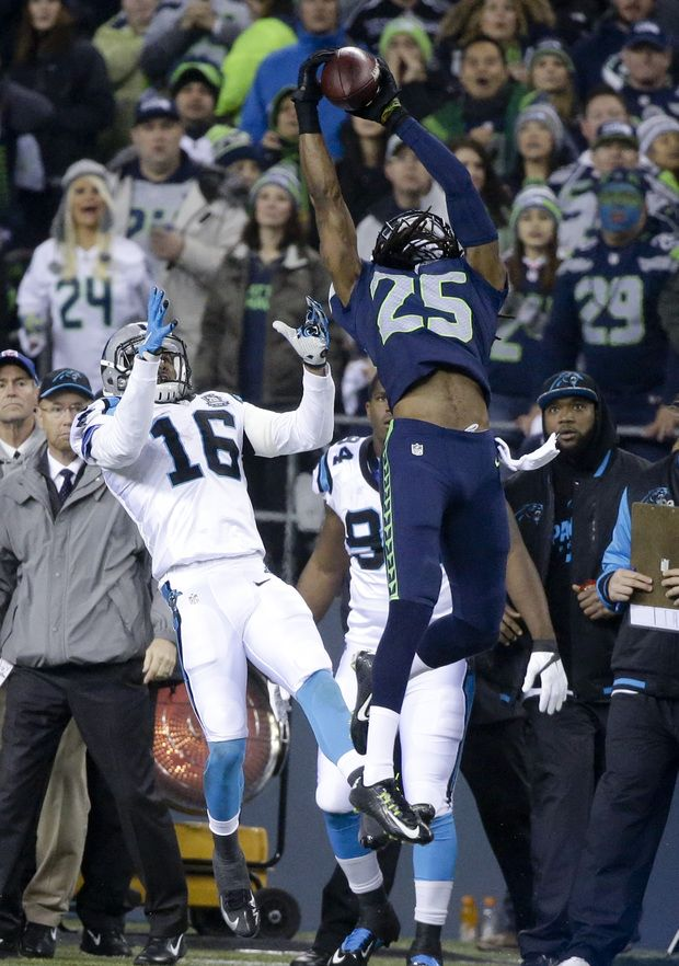 Seahawks vs. Panthers | Jan. 10, 2014