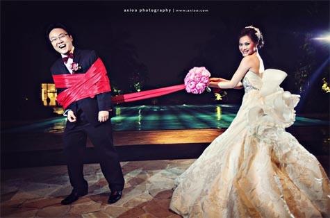 'I Got You' – Wedding Photo