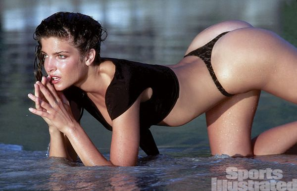 Stephanie Seymour :: Marc Hispard/SI