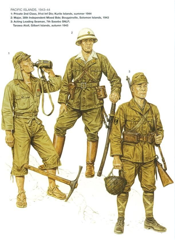 9 best images about South Pacific on Pinterest | Soldiers ... Japanese Ww2 Military Uniform