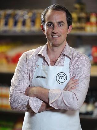Jonathan Masterchef Australia 2010