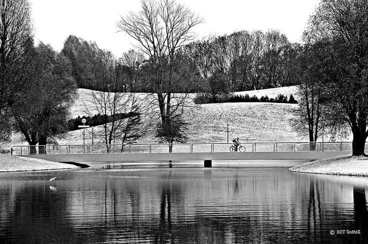 Olympicpark Winter