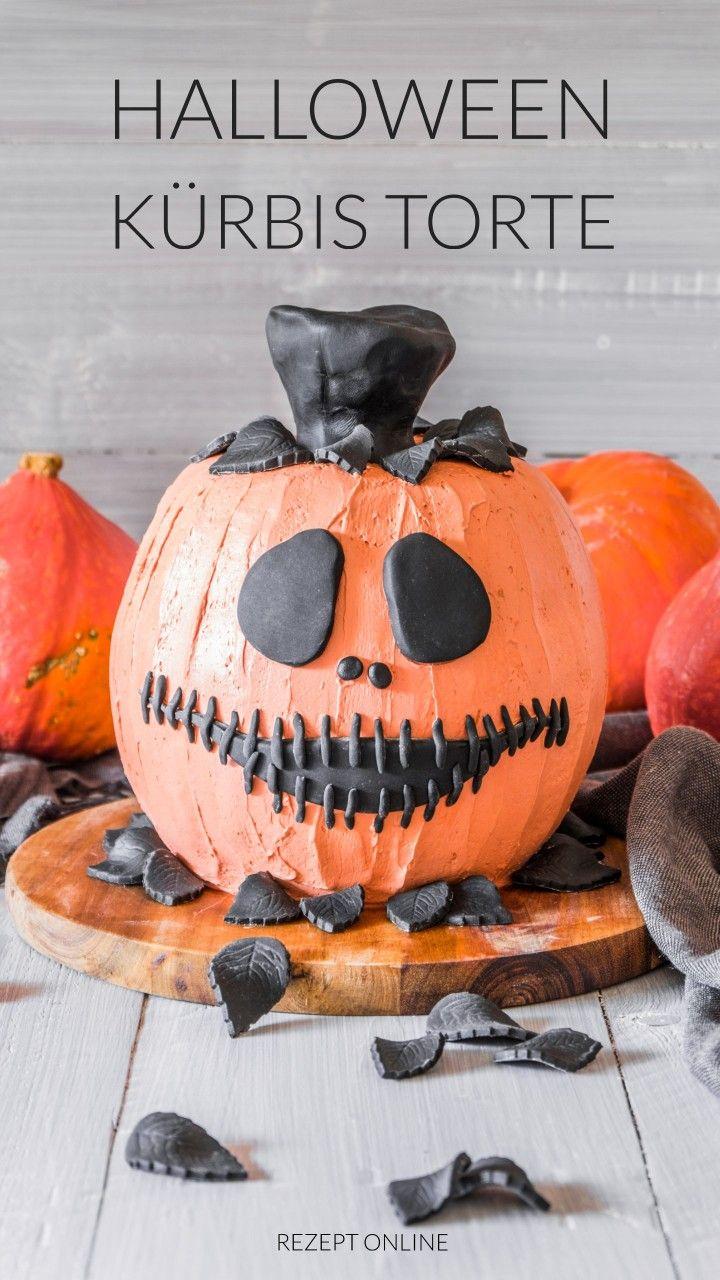 Halloween Kürbis Torte Ahalni Sweet Home Torten