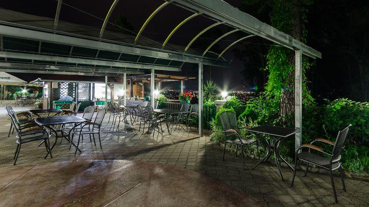Night terrace