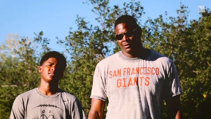 The Commitment: Will Keyshawn Johnson Jr. Follow His Father or Take His ...