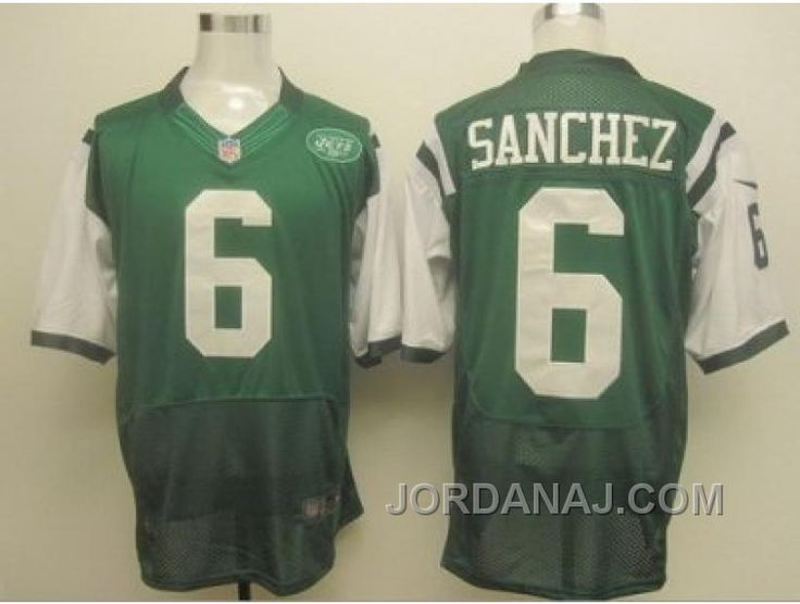 289a20f09b6 Find this Pin and more on Jersey. Nike New York Jets Mark Women Nike New  York Jets 6 Mark Sanchez Green Drift Fashion Elite NFL ...
