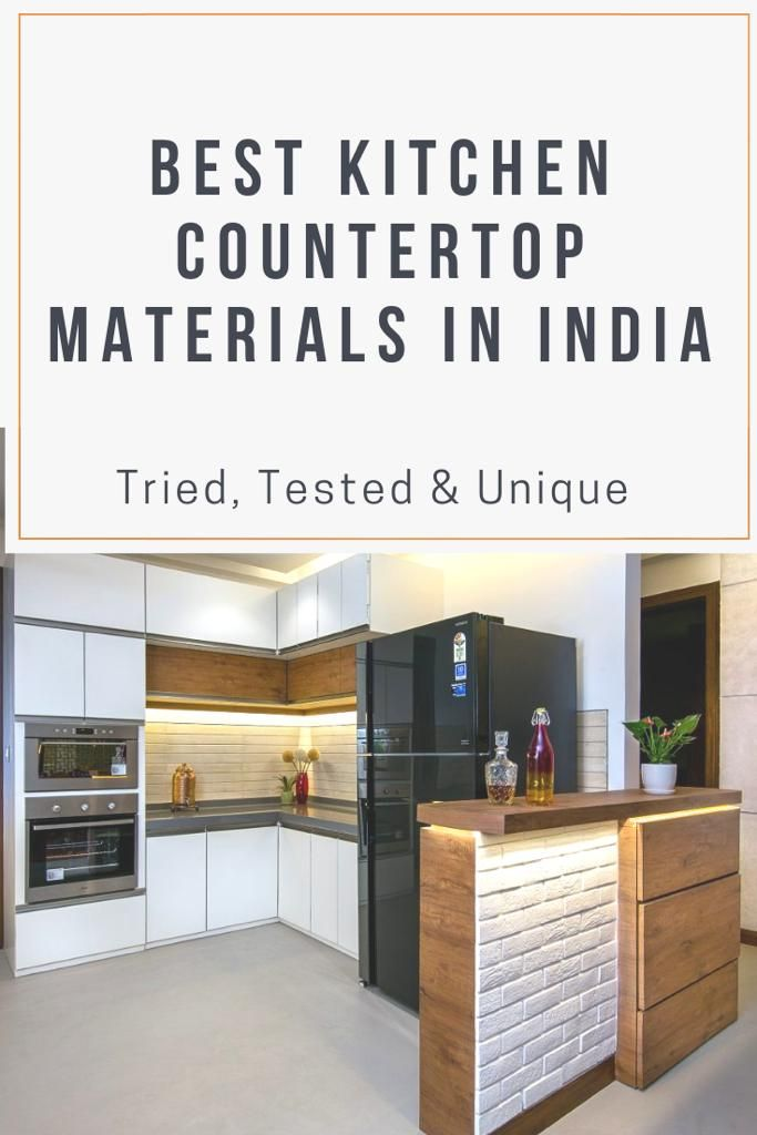 The Best Kitchen Countertop Materials In India Tried Tested And