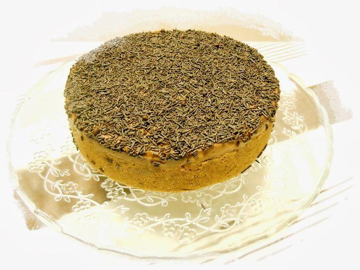 """""""Pal vientre, todo lo que entre"""": Tarta Ferrero Rocher"""