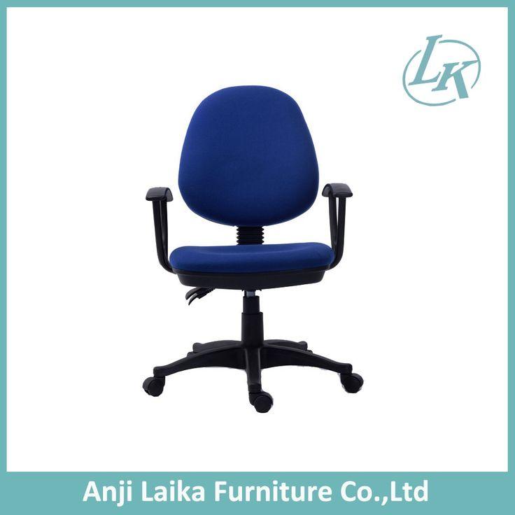 cadeira de escritório malha azul
