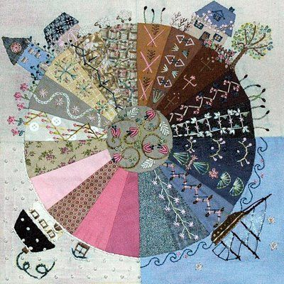 Gipsy Quilt: ECP    Look at this site if you want to see awesomeness; you can translate if you want but a picture is worth a thousand words