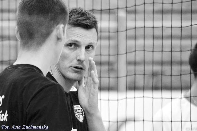 My life - Volleyball: Pierwsze ligowe... Sparing LOTOSu Trefla z Krispolem Września