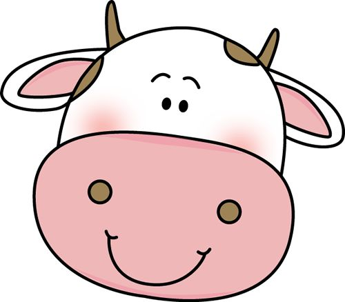 17 Best images about Cows on Pinterest | Cow print, Clip art and ...