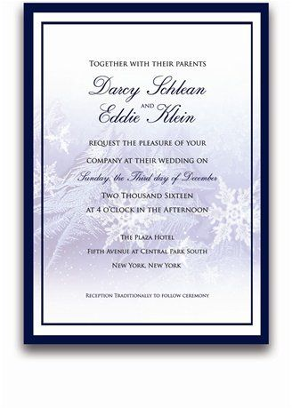 65 Rectangular Wedding Invitations - Snowflake Window Glass by WeddingPaperMasters.com. $191.75. Now you can have it all! We have created, at incredible prices & outstanding quality, more than 300 gorgeous collections consisting of over 6000 beautiful pieces that are perfectly coordinated together to capture your vision without compromise. No more mixing and matching or having to compromise your look. We can provide you with one piece or an entire collection in a one stop sh...