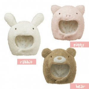 Hehe: Cute Bear / Rabbit / Piggy Hat