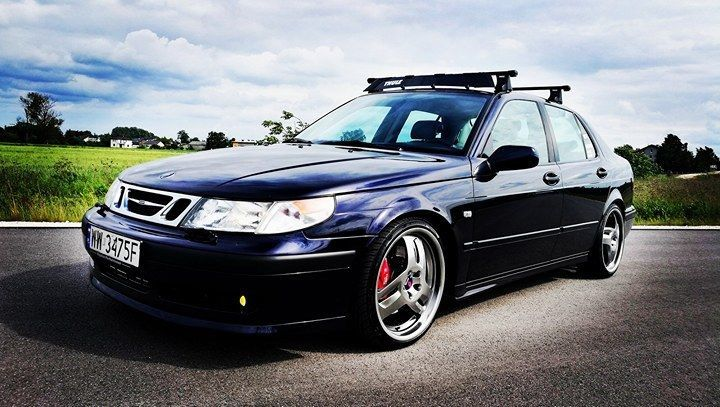 Hirsch Performance 19 Alloy Wheels 3 Spoke For Saab 9 5