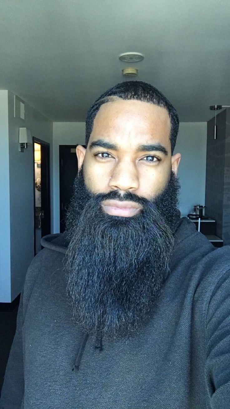 77 best black men beard styles amp mustache styles for 2019 - 736×1308