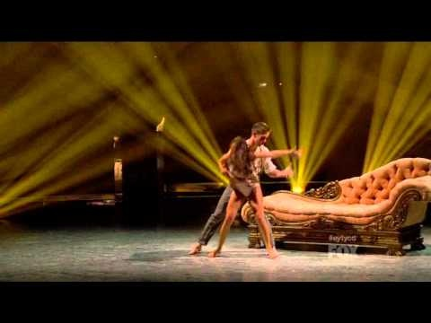 Travis Wall - Unchained Melody @Erica Harwell best of the season so far!!