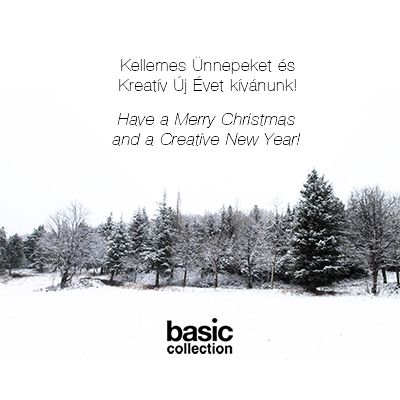 Happy Holidays by Basic Collection