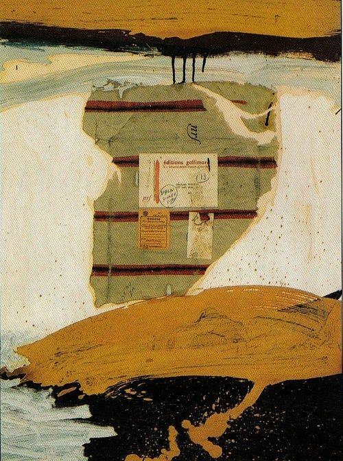 Robert Motherwell #GISSLER #interiordesign