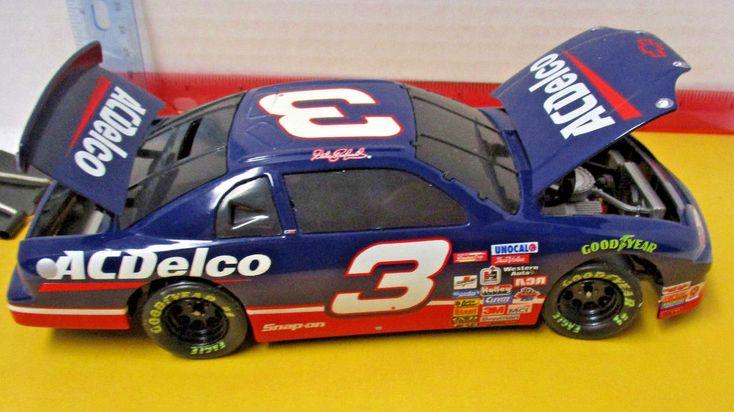 1997 Action 1:24 #3 Dale Earnhardt Chevy Monte Carlo ACDelco Suzuka Circuit Bank #Action #Chevrolet