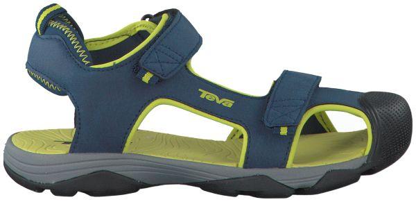 Blauwe Teva Sandalen TOACHI 4 KIDS