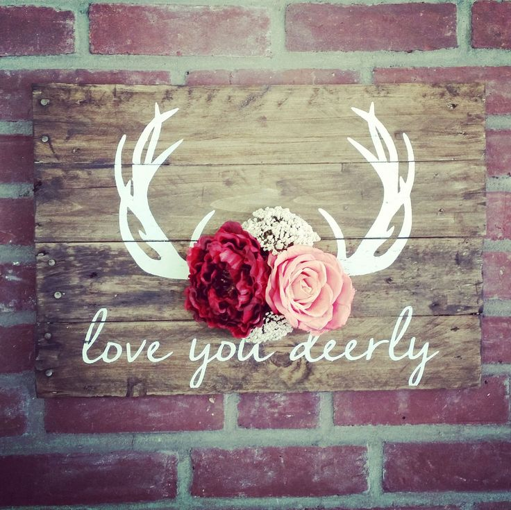 """19.5"""" x 13.5"""" Reclaimed wood sign. Hanger included. This sign is stunning in person. The combination of the wood and high quality flowers is gorgeous. *Due to high demand for this sign, flowers may va"""
