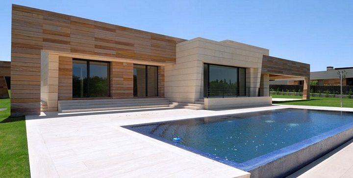 La casa de cristiano ronaldo en pozuelo de alarc n lo tiene todo casas con estilo pinterest - Casas en pozuelo ...