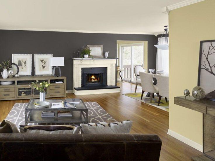 Couleur Tendance 2015 2016 Et Design Du0027intérieur. Grey Living RoomsModern Living  Room ColorsLiving ... Part 74