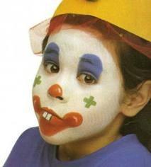 #Maquillajes de #carnaval #niños #peluquerías #pepaviñas