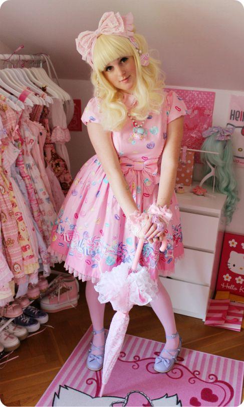Hoshi Hanako | Lolita | Lolita fashion, Lolita dress und ...