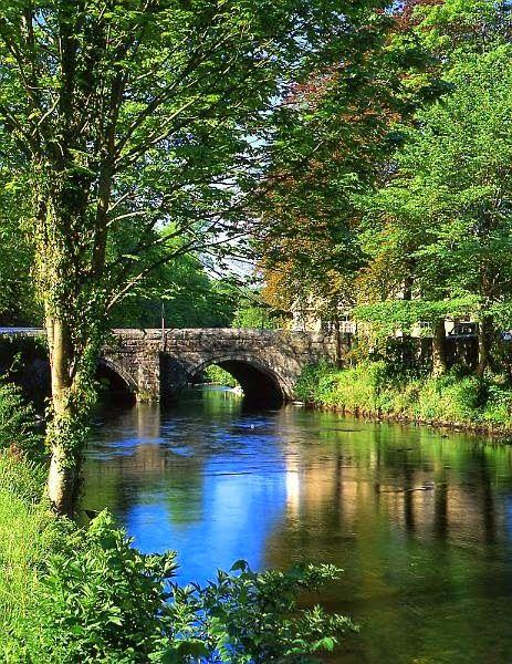~River Tavy, Tavistock, Devon, England~