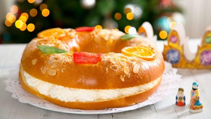 12 ideas para rellenar el roscón de Reyes