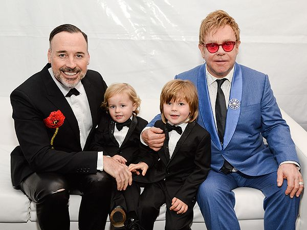 Elton John and David Furnish Celebrate the Oscars with Their Sons http://celebritybabies.people.com/2015/02/24/oscars-2015-elton-john-david-furnish-sons-attend-academy-awards-viewing-party/