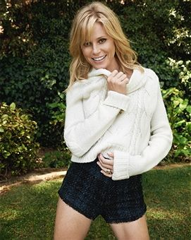 Actress Julie Bowen is photographed for Health Magazine on October 1, 2012 in Los Angeles, California. PUBLISHED