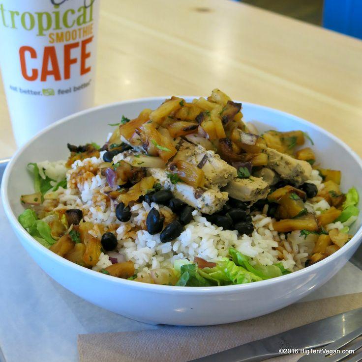 Vegan Fast Food Irvine Ca