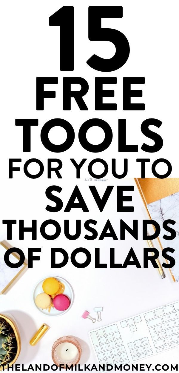 15 Awesome and Totally Free Money Management Tools