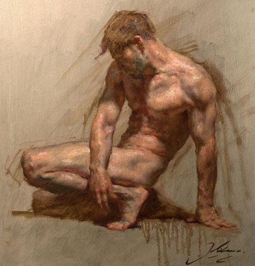 Gay nudes paintings