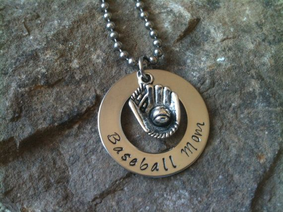 Metal Hand Stamped Jewelry Mother's by Faithfulimpressions1, $22.00
