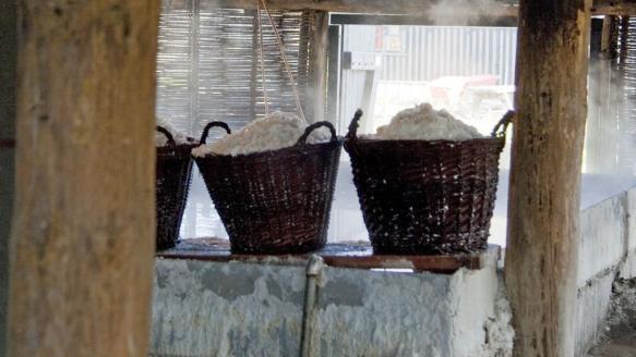 Læsø salt - Salt master Poul Christensen will assure you that Læsø Saltsyderi produces the world's best salt. http://www.saltsyderiet.dk (in Danish)