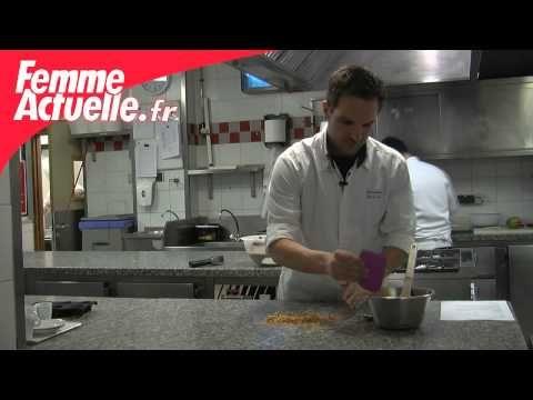 La recette des rochers pralinés de Christophe Michalak - YouTube