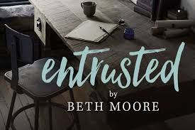 Girlfriend's of Faith : Beth Moore - Entrusted Session 1 - Divine Triangul...