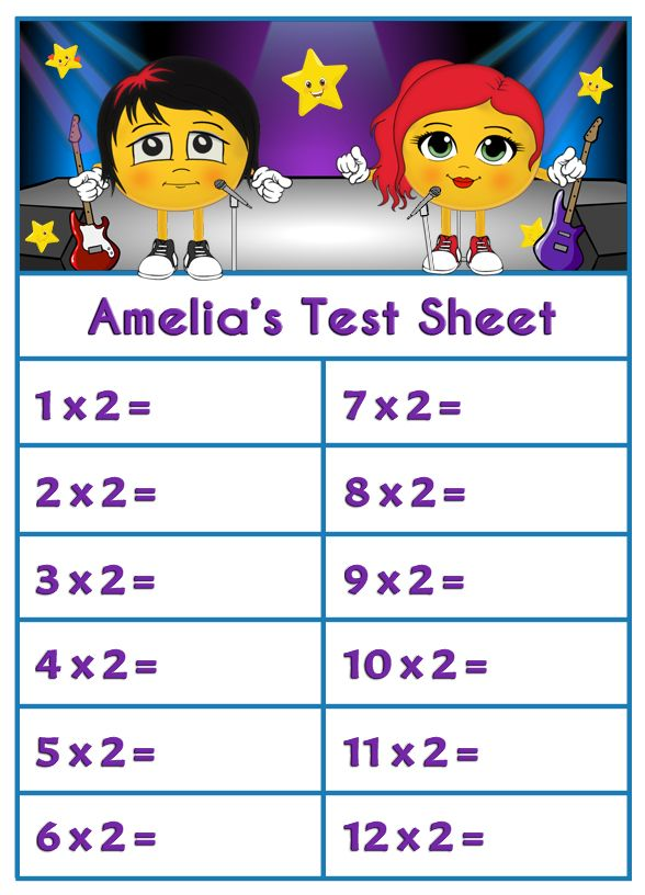 Number Names Worksheets times tables online test : 1000+ ideas about Times Tables Test on Pinterest | 4 times table ...