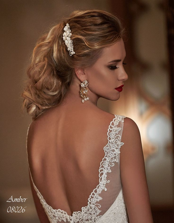 Amber (08026) Sold Exclusively at Bridal Room in Pretoria & Johannesburg. Book your appointment today!