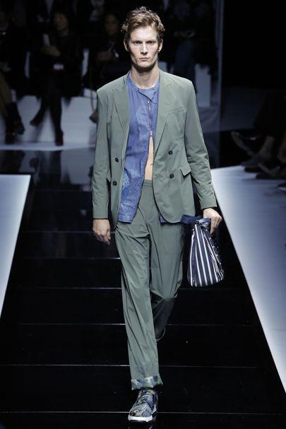 Emporio Armani Spring/Summer 2017 Ready-To-Wear Collection | British Vogue