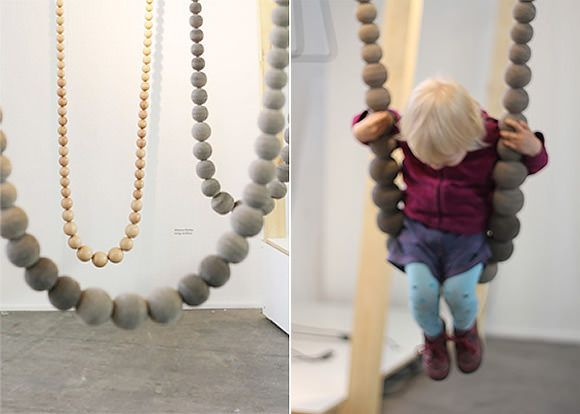 Swing Necklace by Johanna Richter | Handmade Charlotte