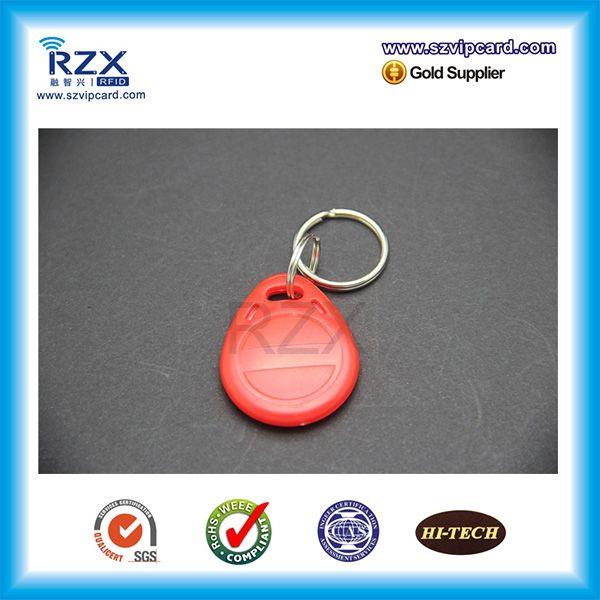 Free samples^^)free shipping RFID Tag Keyfobs 125khz rfid