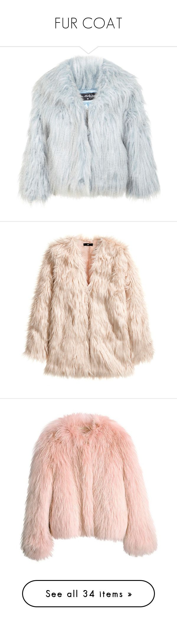 """FUR COAT"" by anabelle-grace ❤ liked on Polyvore featuring outerwear, coats, jackets, fur, blue, imitation fur coats, miss selfridge, cropped faux fur coat, fake fur coat and blue faux fur coat"