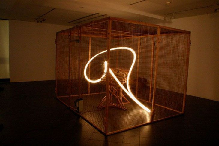 Light Perpeptual I - Conrad Shawcross