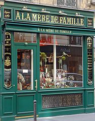 Photo de Crèmerie, Paris 06, PA00088503