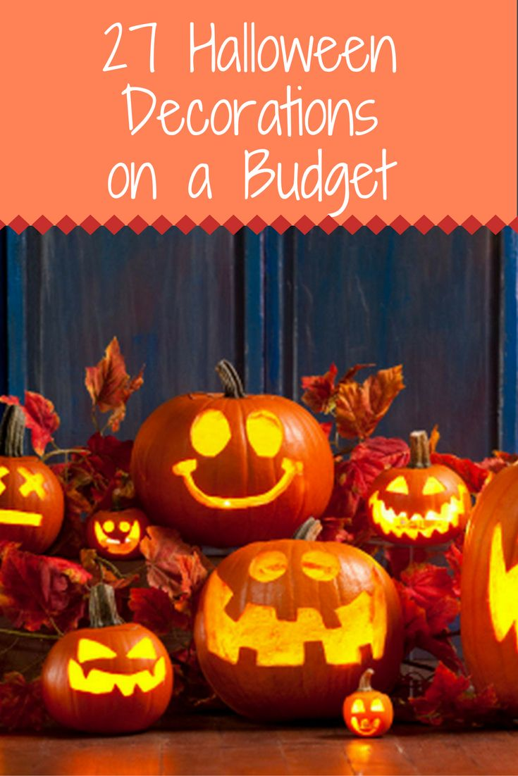 Buzzfeed Halloween Decorations Part - 47: Here Are 27 Halloween Decorations You Can Create On A Budget, Courtesy Of  Buzz Feed